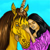 Play Magical Unicorn Coloring