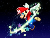 Play Mario Lost in Space