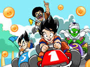 Play Dragon Ball Kart